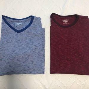 EXPRESS 2 pack T-shirt's brand new